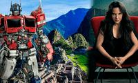 Transformes y La Reina del Sur 3 se vienen grabando en Cusco