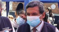 Ministro de Salud expresó que el nuevo gabinete será dialogante con la oposición.