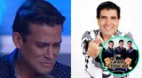 Christian Domínguez aseguró que Nilver Huarac dejó