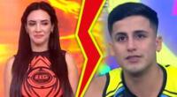 ¿Rosángela Espinoza y Elías Montalvo molestos?