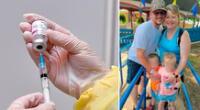 La vacuna de Pfizer/BioNTech está aprobada para personas mayores de 16 años.