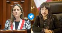 "Otra vez. Usuarios en redes sociales volvieron a hacer tendencia ""Malcricarmen"" tras respuesta a Mirtha Vásquez."