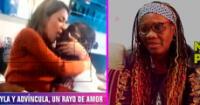 Sheyla Rojas y Luis Advíncula habrían sostenido una relación el año pasado.