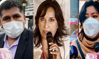 Jaime Quito pide a Perú Libre sancionar a ministras Boluarte y Chávez