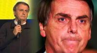 Jair Bolsonaro hizo una reveladora confesión personal durante una reunión organizada por una iglesia evangélica.