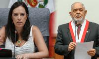 Marisa Glave rechazó las acusaciones de Jorge Montoya hacia la ministra de Cultura
