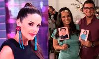 Rebeca critica actitud de Andrea y Juan Víctor tras denuncias.