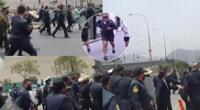Particular escena de Pedro Castillo en avenida Tacna captó la atención de los usuarios en las redes sociales.