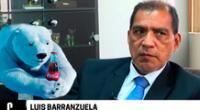 Ministro del Interior, Luis Barranzuela, tuvo declaraciones que fueron tendencia ayer en las redes sociales.