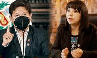 Guido Bellido confirma que Perú Libre no se reunirá con Mirtha Vásquez
