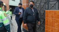 Richard Rojas habría sido parte de la mafia de Perú Libre que ocultaba dinero ilegal.