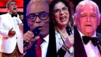 La Final de La Voz Senior resultó una ventana de oportunidad para muchas personas de adultas.