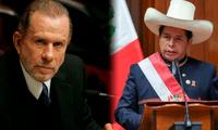 Belmont es el nuevo asesor de Pedro Castillo
