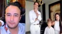 Antonio Pavón elogia a pareja de Sheyla Rojas por recibirlo en México con su hijo.