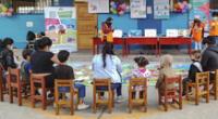 Se calcula que en el país hay 200 mil migrantes menores de edad y, según el Ministerio de Educación (Minedu).