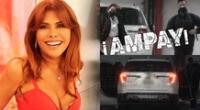 Magaly TV La Firme logró posicionarse entre los programas más vistos del miércoles 20 de octubre tras emitir la presunta infidelidad de Melissa Paredes.
