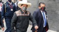 Mandatario se encontrará con su homólogo Luis Arce en La Paz.