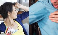 Cuando no se presenta ningún problema fisiológico, el sudor no debería tener mal olor.