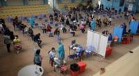 Cifra de inmunizados contra el COVID-19 aumenta en Tacna.