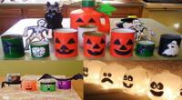Decora tu casa con estas ideas de Halloween.