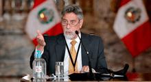 Francisco Sagasti indicó que el próximo Gobierno deberá mejorar el sector salud ante la pandemia de la COVID-19
