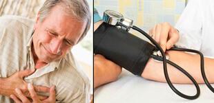 Caídas de la presión arterial: ¿Cómo reaccionar?