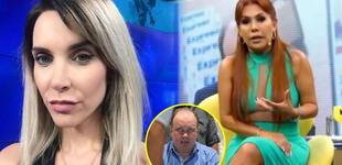 Magaly Medina apoya a Juliana Oxenford ante ataques de López Aliaga [VIDEO]