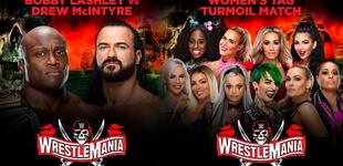 WrestleMania 37: conoce las sorpresas y los versus de esta primera noche