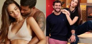 """Yaco Eskenazy celebra quinto mes de embarazo: """"Natalie es una belleza de mamá"""""""