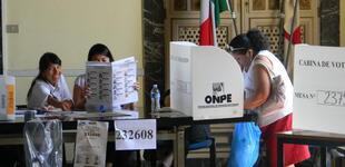 Elecciones 2021: inició la jornada electoral para peruanos en el extranjero
