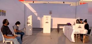 Elecciones 2021: se abren las primeras mesas en sufragio en La Videna