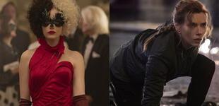 Disney+: Cruella y Black Widow se podrán ver de forma anticipada