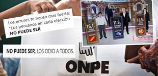 """Elecciones 2021: Frase """"No puede ser"""" se hace tendencia tras primeros resultados a boca de urna"""