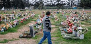 COVID-19: Perú llega al pico máximo en decesos, según Sinadef