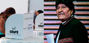 """Evo Morales sobre los resultados de las elecciones 2021: """"Volveremos al proyecto de Chávez"""""""