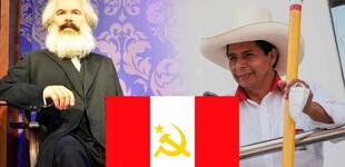 """Partido de Pedro Castillo no se oculta y expresa su comunismo: """"Somos una izquierda marxista"""""""