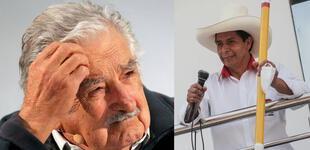 """Pepe Mujica sobre segunda vuelta de Pedro Castillo: """"Tener en cuenta lo que pasó en Ecuador"""""""