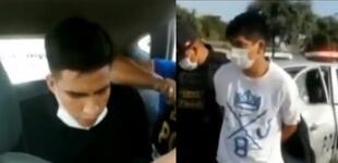 Nueve meses de prisión para asaltantes de hermanos cambistas en el Callao