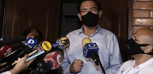 Martín Vizcarra: Hemos presentado un recurso de amparo ante el Poder Judicial