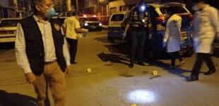 Fiscalía investiga crimen de cuatro personas dentro de una mototaxi