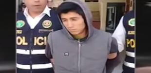 Áncash: 35 años de internamiento en centro psiquiátrico de Lurigancho para un asesino