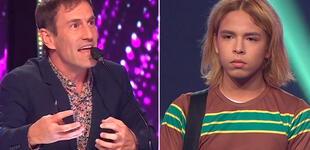 "Yo Soy: Mauri Stern aconseja a imitador de Kurt Cobain: ""Usa tu timidez a tu favor"" [VIDEO]"