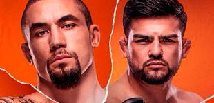 UFC Vegas 24 EN VIVO: horarios y canales del Whittaker vs. Gastellum EN DIRECTO por Peso Mediano
