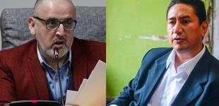 """Vladimir Cerrón a Beto Ortiz: """"Coincido con Zaira Arias cuando afirma que eso no es periodismo"""""""