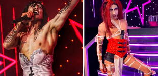 Yo Soy: Imitador de Marilyn Manson renunció al programa por temas personales