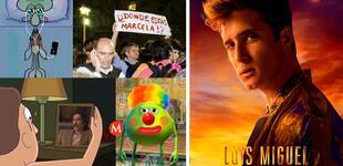 Luis Miguel La Serie 2: los mejores memes del primer capítulo de la bioserie del Sol de México