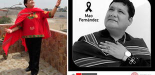 Mao Fernández: Mincul lamenta el fallecimiento del cantante ayacuchano a causa del COVID-19