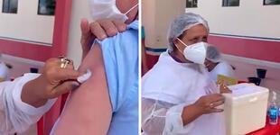 Brasil: separan a enfermera que afirmó utilizar hasta 10 veces la misma aguja para vacunar contra la COVID-19 [VIDEO]