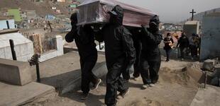 SJL: Cementerio El Sauce reporta una cifra de 20 entierros diarios por coronavirus