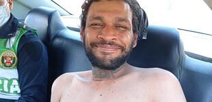 Surco: atrapan a sujeto robando y sonríe